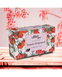 Tomato, Grapeseed - Skin Brightening Organic Soap Bar