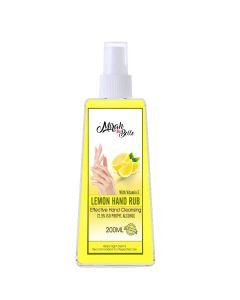 Lemon Hand Rub Sanitizer Spray - 200ml