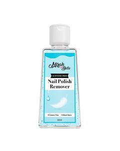 Mirah Belle - Nail Polish Remover (50 ML) - Acetone Free - Vegan, Natural, Sulfate and Paraben Free