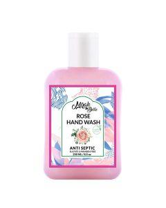 Rose Dry Skin - Natural Hand Wash (250 ML) - Sulfate & Paraben Free