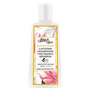 Lavender, Cedarwood - Natural Hair Volumising  Shampoo