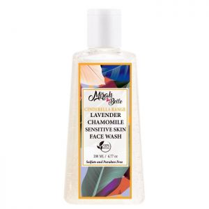 Lavender, Chamomile - Sensitive Skin Face Wash
