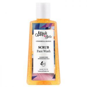 Neroli Exfoliating Face Wash - Cleansing Pores & Blackheads