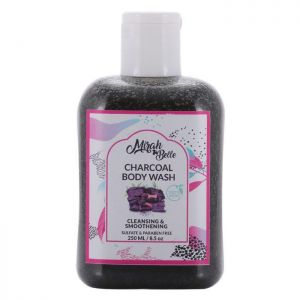 Activated Charcoal - Natural Detoxifying Body Wash