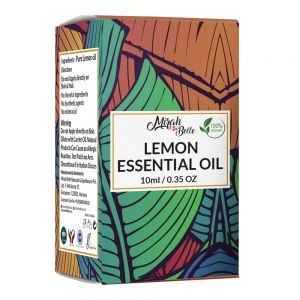 Lemon Essential Oil - Pure & Organic