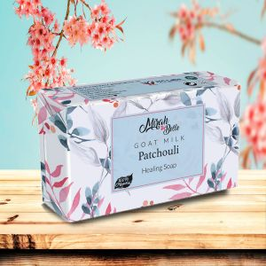 Goat Milk - Patchouli Anti Blemish Soap - Paraben Free