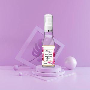 Organic Honey & Milk - Natural Body Lotion - Soft & Supple Skin - Paraben Free