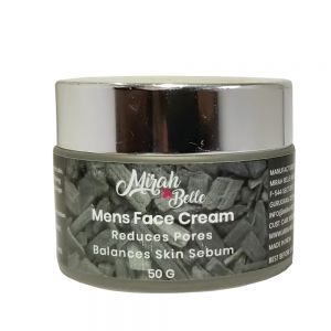 Cedarwood, Hazelnut - Mens Face Cream - Paraben Free