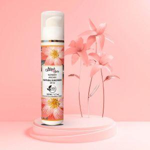 Raspberry Seed, Avocado, Green Tea - Natural Sunscreen - SPF 30
