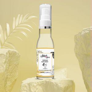 Shikakai -  Vetiver Root - Anti–Dandruff - Natural Hair Spray - Alcohol Free