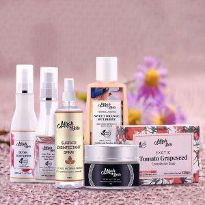 Mirah Belle Skin Brightening Gift Hamper