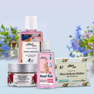 Skin Softening Gift Hamper for Men