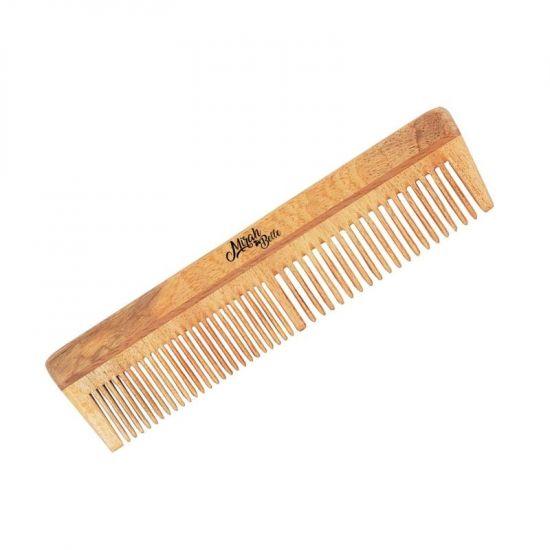 Handmade Neem Wood Comb