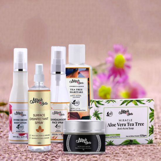 Anti Acne Gift Hamper for Men