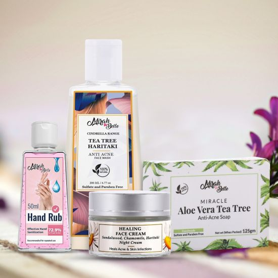 anti acne gift hamper for him