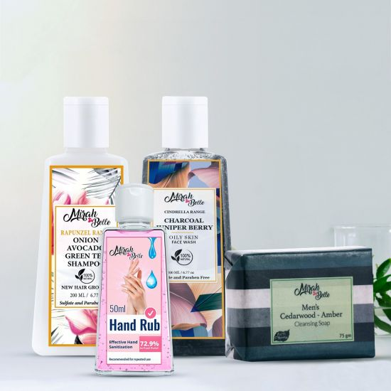 Anti Hair Fall Gift Hamper for Men