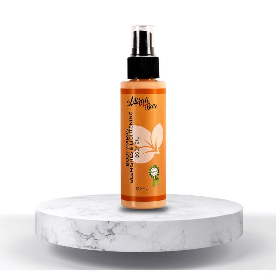 Anti Blemish Body Oil