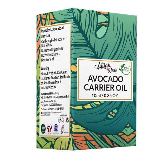Avocado Oil - Cold Pressed & Extra Virgin