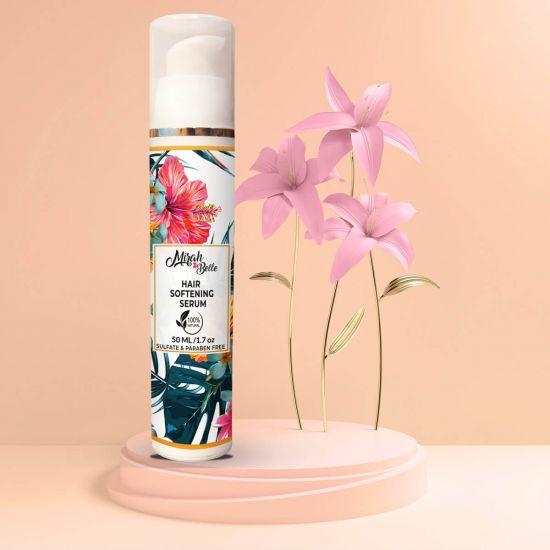 Argan - Hibiscus - Nourishing Hair Serum