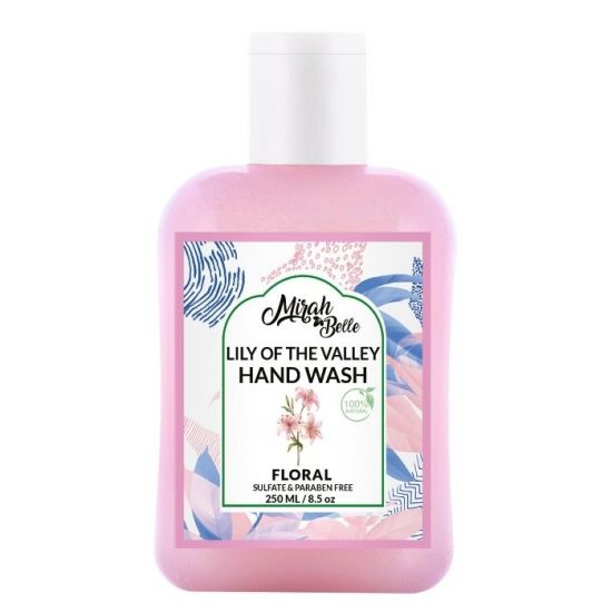 Lily of the Valley Hand Wash - Natural, Sulfate & Paraben Free