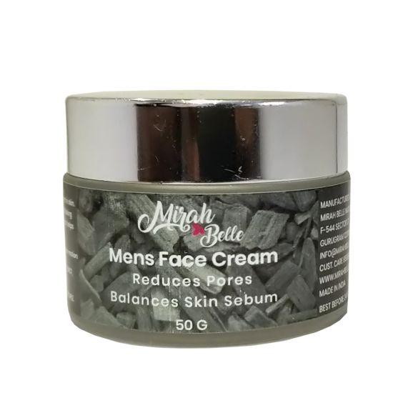 Cedarwood, Hazelnut - Mens Face Cream - Paraben Free