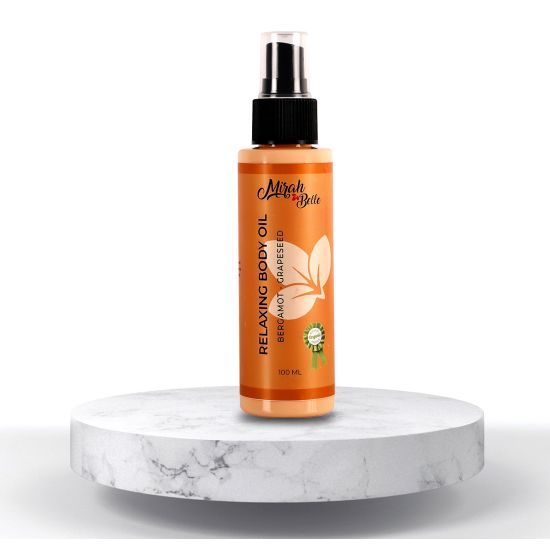 Relaxing Massage Body Oil