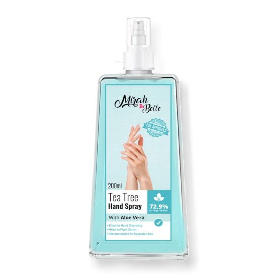mirah belle lemon hand sanitizer