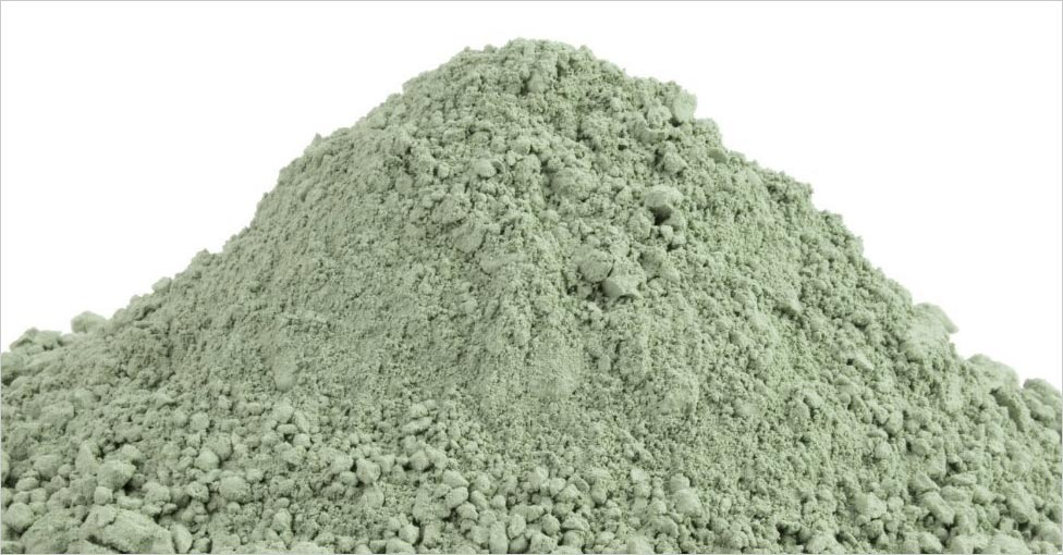 French Green Clay for Skin
