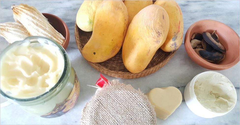 Mango Butter for Skin Care