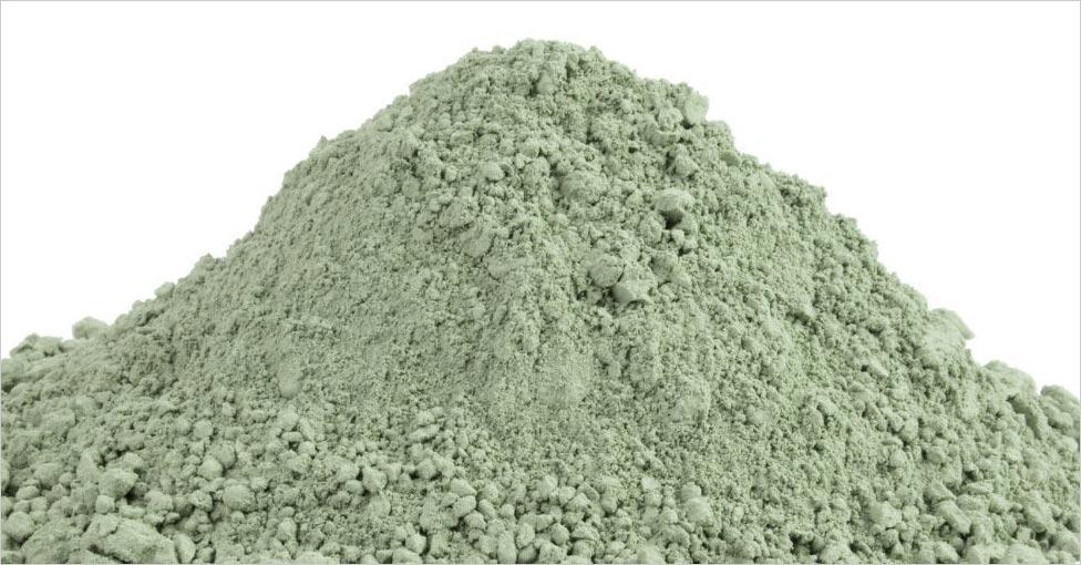 organic french green clay