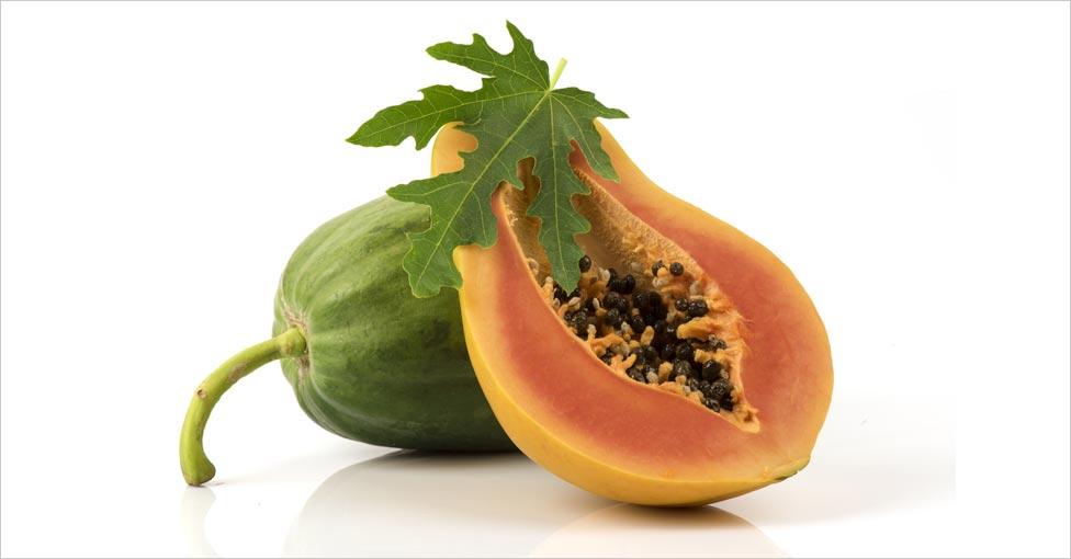 papaya ingredients