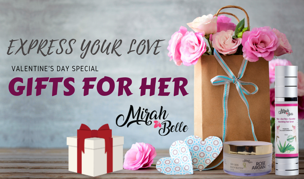 Valentine's Day Gifts for Her - Make Her Feel Extra Special